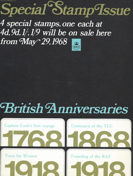 British Anniversaries (1968)