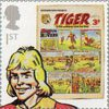 Comics 1st Stamp (2012) Tiger