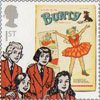 Comics 1st Stamp (2012) Bunty
