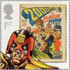 Comics 1st Stamp (2012) 2000 AD