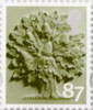 Country Definitive - Tariff 2012 87p Stamp (2012) Oak Tree