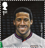 Football Heroes 1st Stamp (2013) John Barnes
