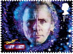 Classic TV - 50 Years of Doctor Who 1st Stamp (2013) Sylvester McCoy