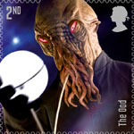 Classic TV - 50 Years of Doctor Who 2nd Stamp (2013) The Ood