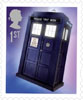 Classic TV - 50 Years of Doctor Who 1st Stamp (2013) TARDIS