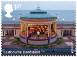 Seaside Architecture 1st Stamp (2014) Eastbourne Bandstand