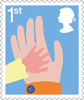 Smilers 2015 1st Stamp (2015) Grandparent
