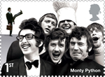 Comedy Greats 1st Stamp (2015) Monty Python