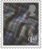 New Country Definitives �40 Stamp (2017) Scotland