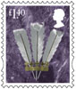 New Country Definitives �40 Stamp (2017) Wales