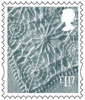New Country Definitives �17 Stamp (2017) Northern Ireland