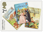 Ladybird Books 2nd Stamp (2017) Well-loved Tales