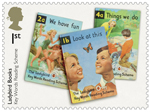 Ladybird Books 1st Stamp (2017) Key Words Reading Scheme