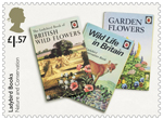 Ladybird Books £1.57 Stamp (2017) Nature and Conservation