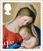 Christmas 2017 £1.57 Stamp (2017) Madonna and Child