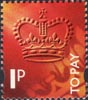 To Pay Labels 1p Stamp (1994) To Pay 1p