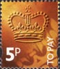To Pay Labels 5p Stamp (1994) To Pay 5p