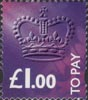 To Pay Labels £1.00 Stamp (1994) To Pay £1.00
