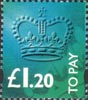 To Pay Labels £1.20 Stamp (1994) To Pay £1.20