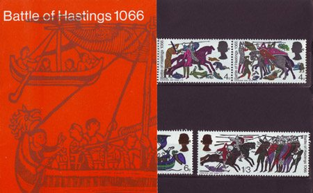 900th Anniversary of Battle of Hastings - (1966) 900th Anniversary of Battle of Hastings