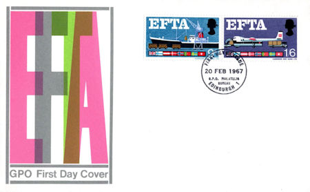 European Free Trade Association (EFTA) (1967)