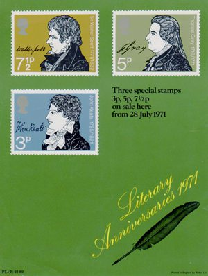 Literary Anniversaries (1971)