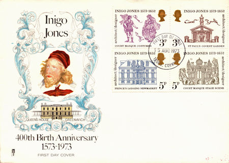Inigo Jones - 400th Anniversary (1973)