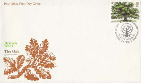 1973 Commemortaive First Day Cover from Collect GB Stamps