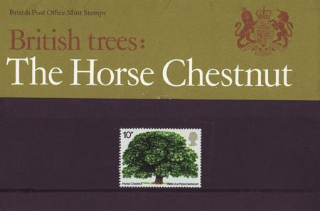 British Trees (2nd issue) (1974)