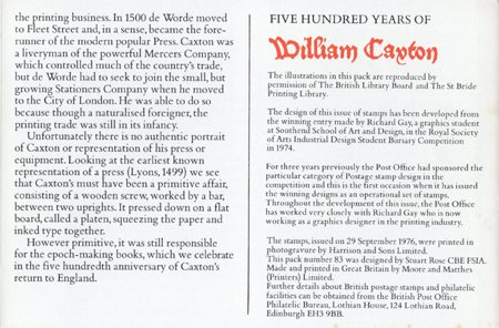 William Caxton (1976)