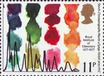 British Achievement in Chemistry 11p Stamp (1977) Starch - Chromatography