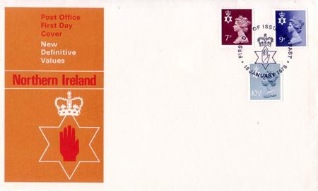 Regional Definitive - Northern Ireland (1978)