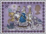 Christmas 8p Stamp (1979) The Three Kings