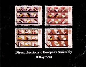 Direct Elections to European Assembly (1979)