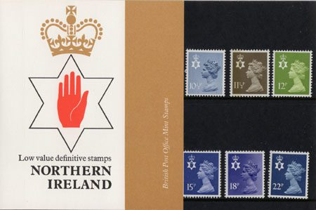 Regional Definitive - Northern Ireland (1981)