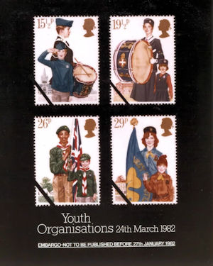 Youth Organisations (1982)