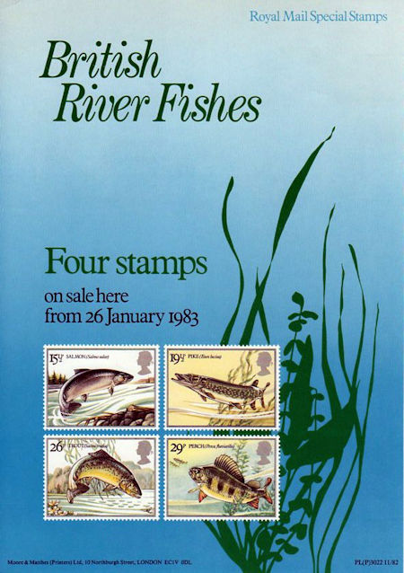 British River Fishes (1983)