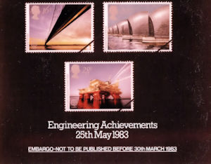 Europa. Engineering Achievments (1983)