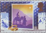 Christmas 1988 14p Stamp (1988) Journey to Bethlehem