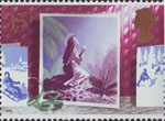 Christmas 1988 35p Stamp (1988) The Annunciation