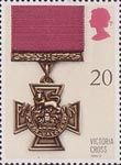 Gallantry 20p Stamp (1990) Victoria Cross