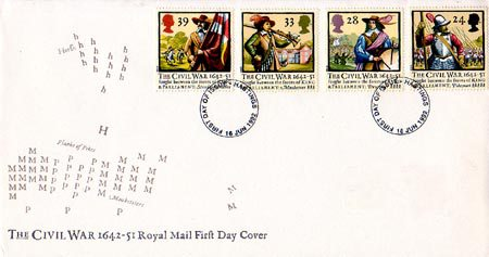 1992 Commemortaive First Day Cover from Collect GB Stamps
