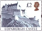 High Value Definitives �Stamp (1992) Edinburgh Castle
