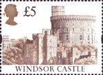High Value Definitives �Stamp (1992) Windsor Castle