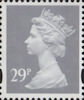 Definitive 29p Stamp (1993) Grey