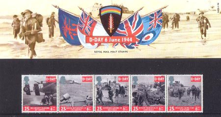 50th Anniversary of D-Day (1994)