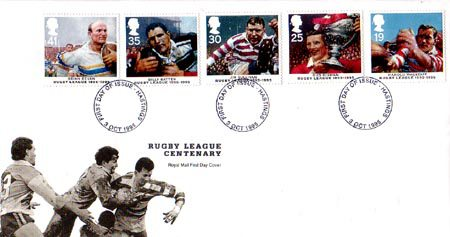 Rugby League Centenary (1995)