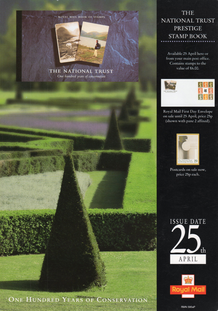 Centenary of The National Trust (1995)