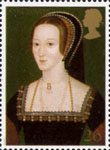 The Great Tudor 26p Stamp (1997) Anne Boleyn