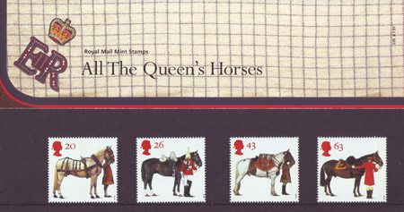 All The Queens Horses (1997)